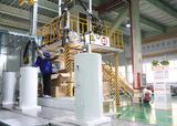 意大利OMS一次成型高压发泡机